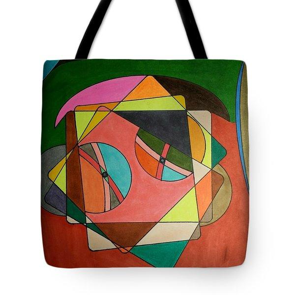 Dream 332 Tote Bag