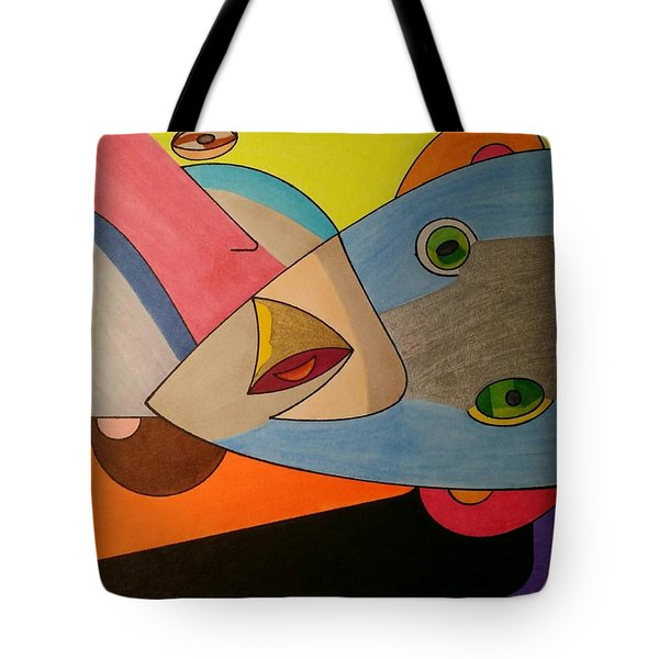 Dream 334 Tote Bag