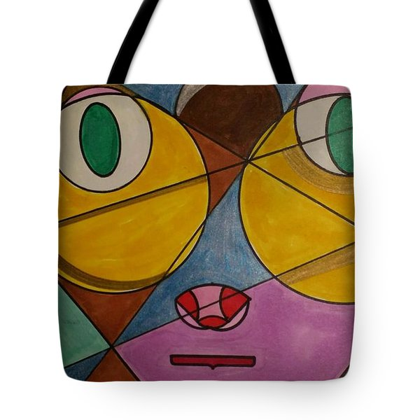 Dream 55 Tote Bag