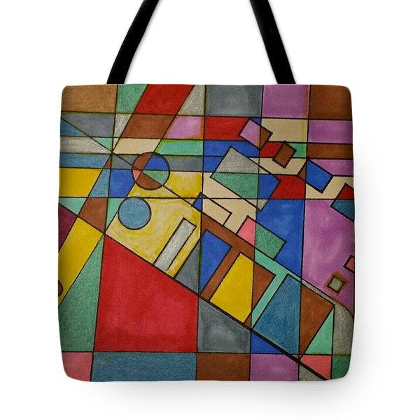Dream 59 Tote Bag