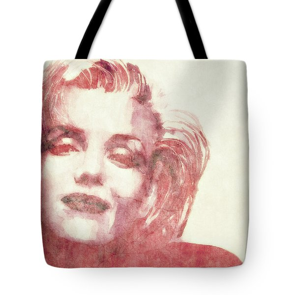 Dream A Little Dream Of Me Tote Bag