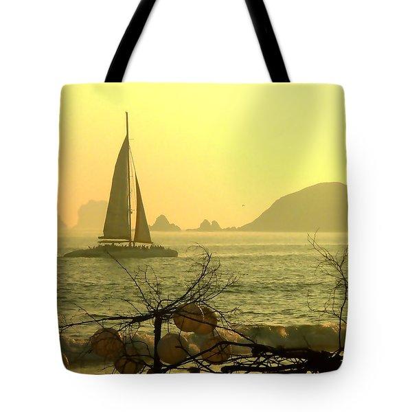 Dream Tote Bag by Anna  Duyunova
