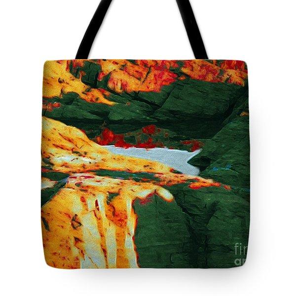 Dream Colors Tote Bag