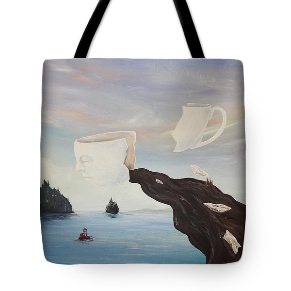 Dream Commute Tote Bag