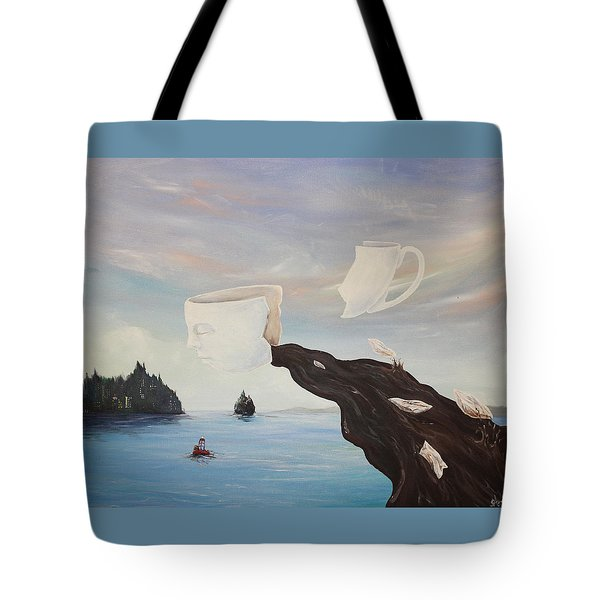 Dream Commute Tote Bag
