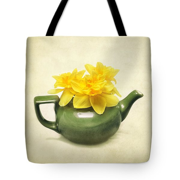 Dream Daffodils Tote Bag