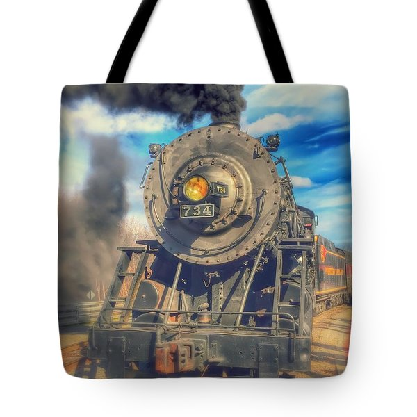 Dream Engine Tote Bag