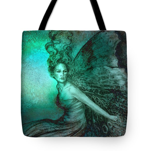 Dream Fairy Tote Bag by Ragen Mendenhall