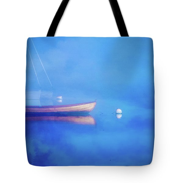 Dream Fog Tote Bag