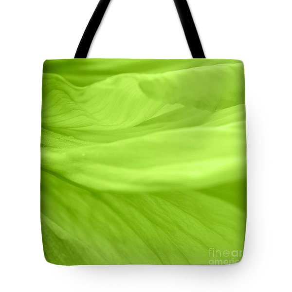 Dream Green Tote Bag