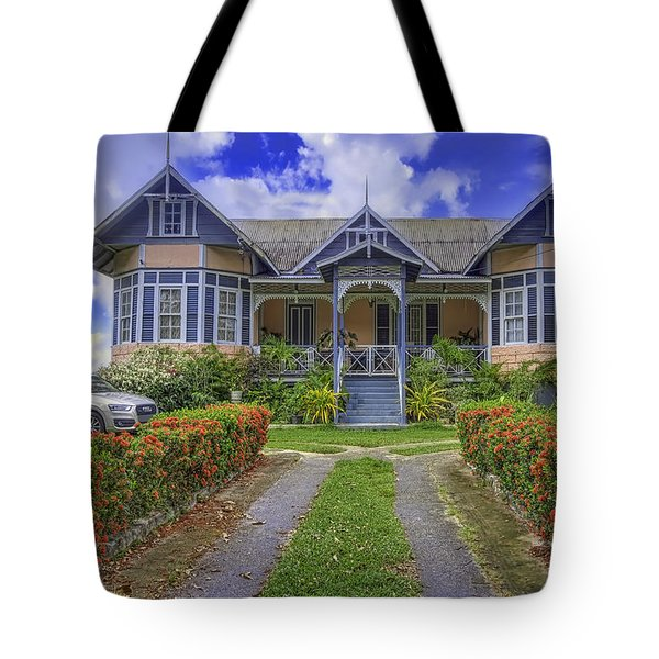 Dream House Tote Bag