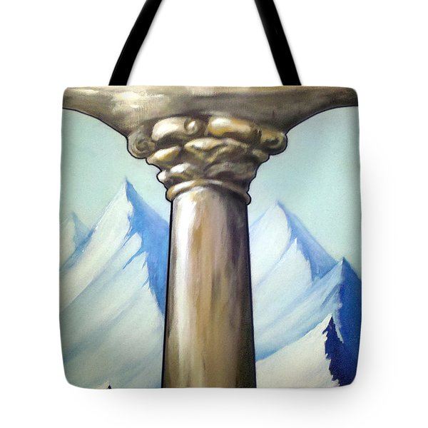 Dream Image 6 Tote Bag by Kevin Middleton