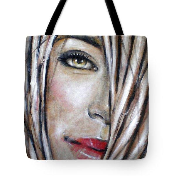 Dream In Amber 120809 Tote Bag by Selena Boron