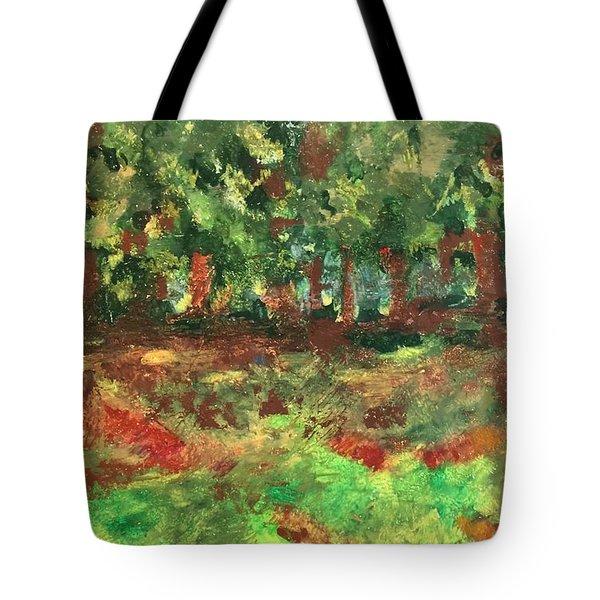 Dream In Green Tote Bag