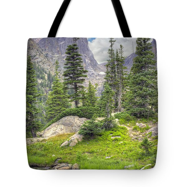 Dream Lake Tote Bag by Juli Scalzi