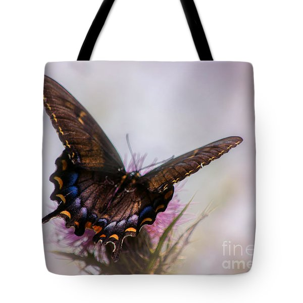 Dream Of A Butterfly Tote Bag by Rima Biswas