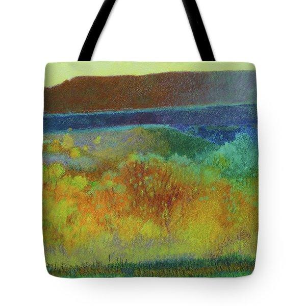Dream Of Dakota West Tote Bag