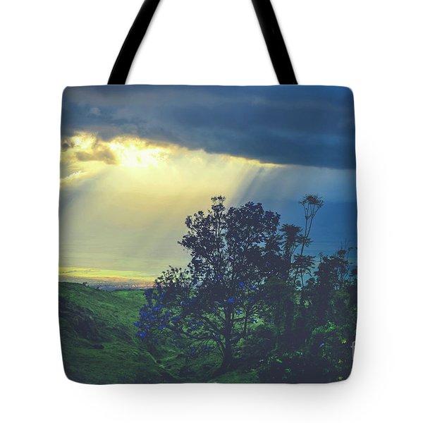 Dream Of Mortal Bliss Tote Bag by Sharon Mau