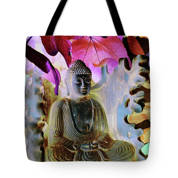 Dream Of Peace Come True Tote Bag