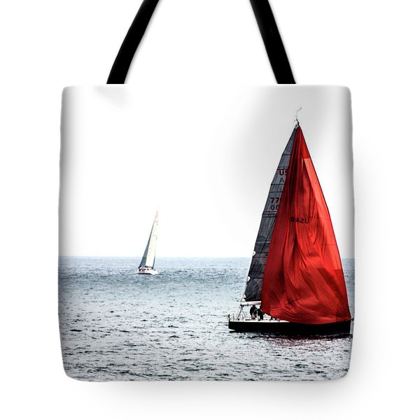 Dream Of Red Tote Bag