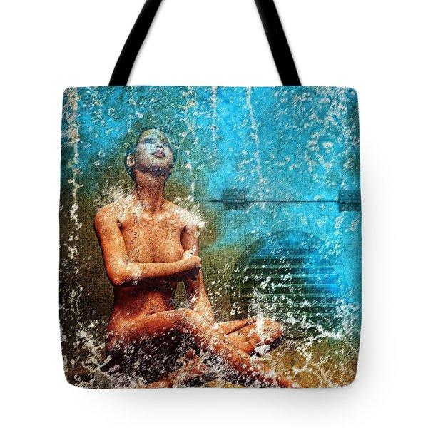 Dream Of Water Tote Bag by Bob Orsillo