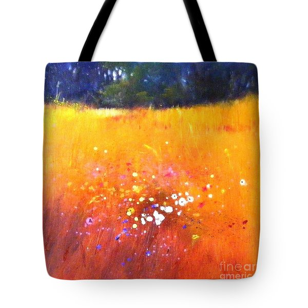 Dream Path Tote Bag