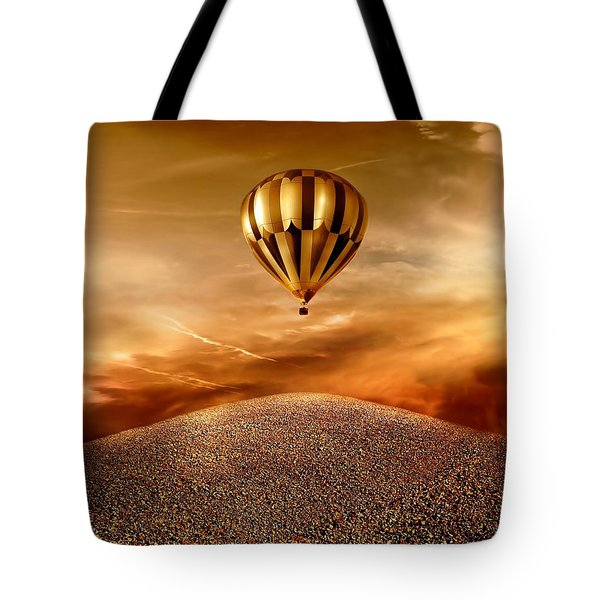 Dream Tote Bag by Jacky Gerritsen