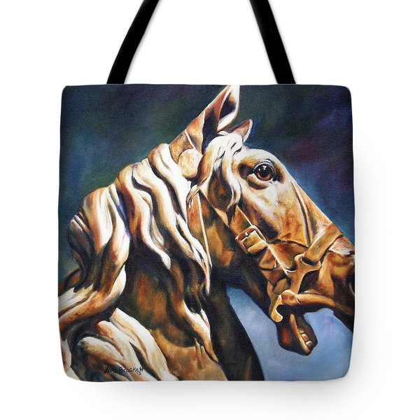 Dream Racer Tote Bag