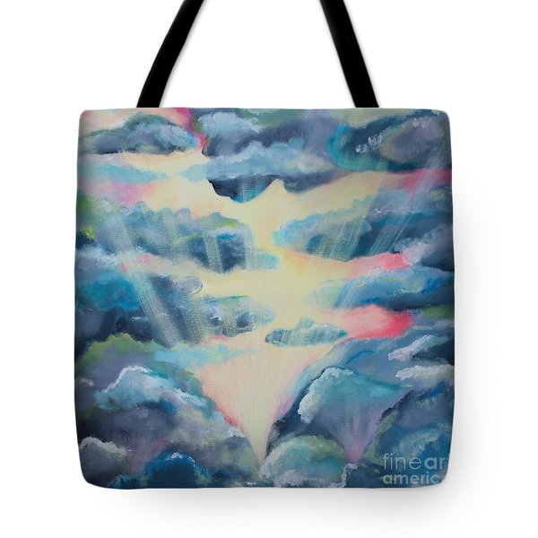 Dream Tote Bag by Stacey Zimmerman
