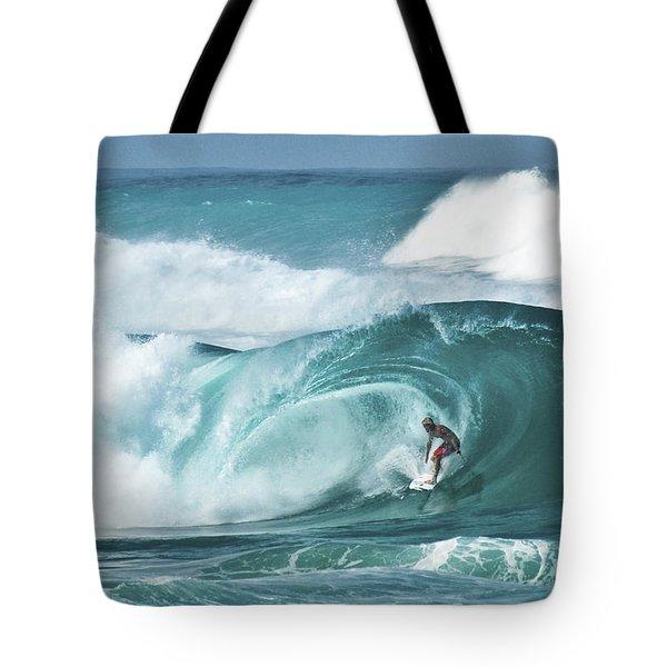 Dream Surf Tote Bag by Steven Sparks