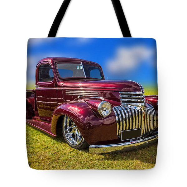 Dream Truck Tote Bag