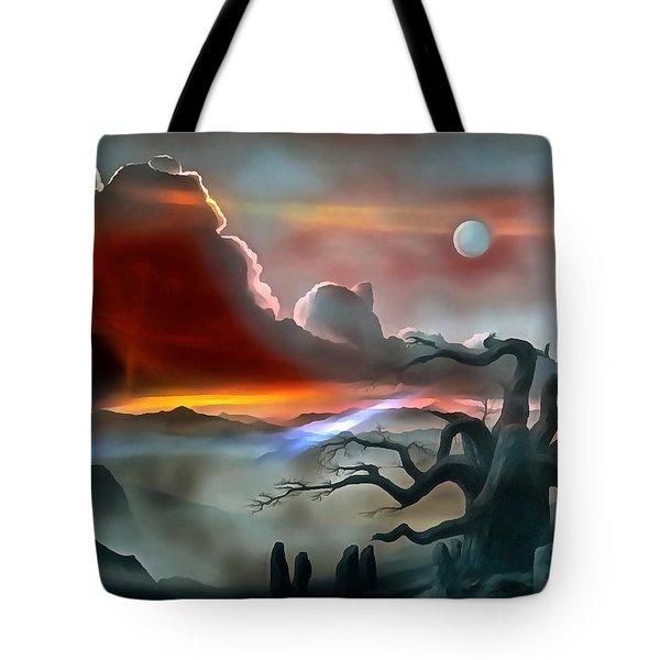 Dream Visions Tote Bag