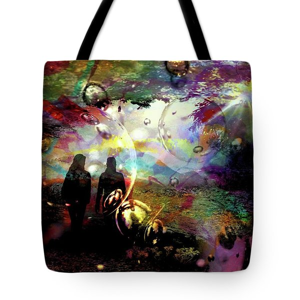 Dream Walking Tote Bag