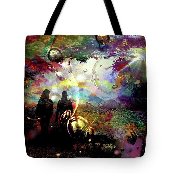 Dream Walking Tote Bag