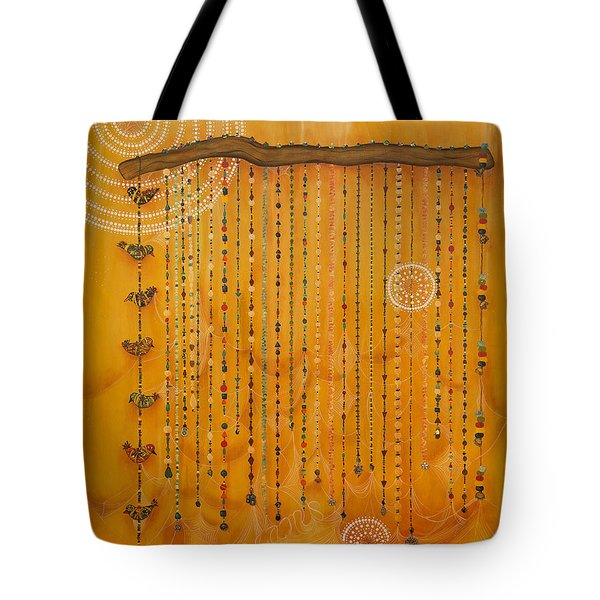 Dreamcatcher Tote Bag by Deborha Kerr