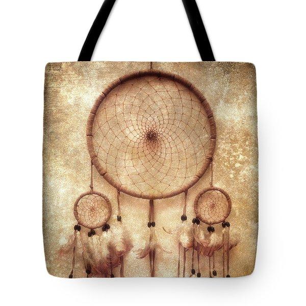 Dreamcatcher Tote Bag by Wim Lanclus