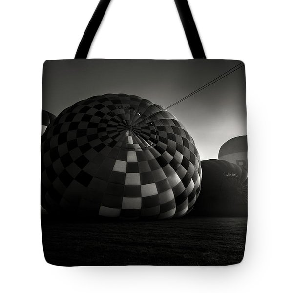 Dreamers Of A Dream Tote Bag by Jorge Maia