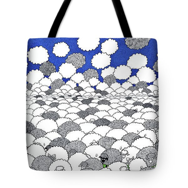 Dreamfield Tote Bag