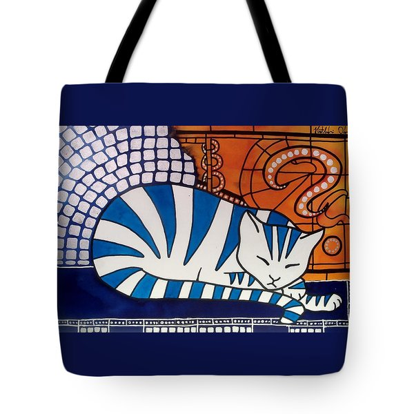 Dreaming About Tote Bag by Dora Hathazi Mendes