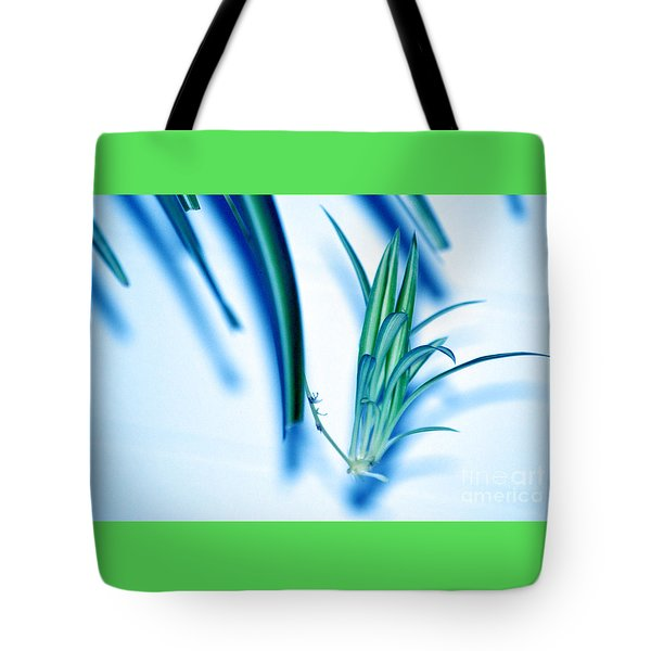Tote Bag featuring the photograph Dreaming Abstract Today by Susanne Van Hulst