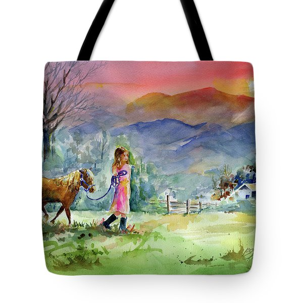 Dreaming Big Tote Bag
