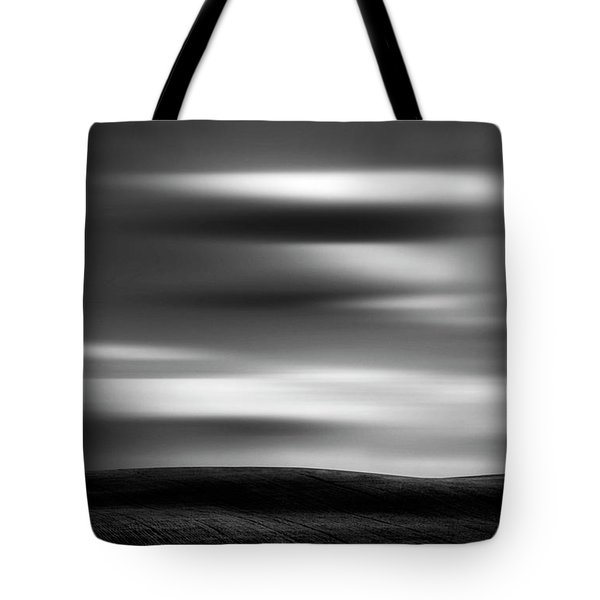 Tote Bag featuring the photograph Dreaming Clouds by Dan Jurak