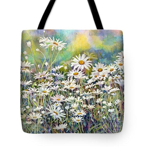 Dreaming Daisies Tote Bag