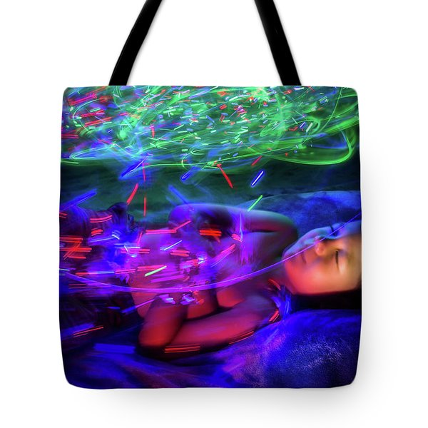 Tote Bag featuring the photograph Dreaming In Color by Geoffrey C Lewis
