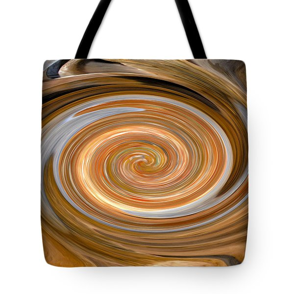 Dreaming In Hopi Land Tote Bag by David Lee Thompson