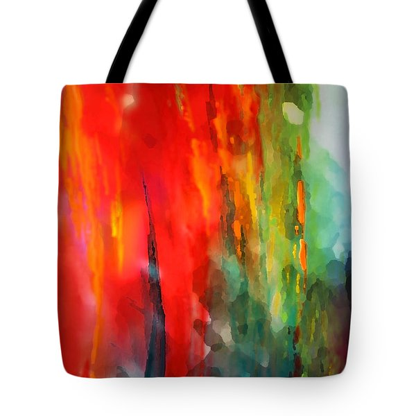 Dreaming Tote Bag by Jeanette French