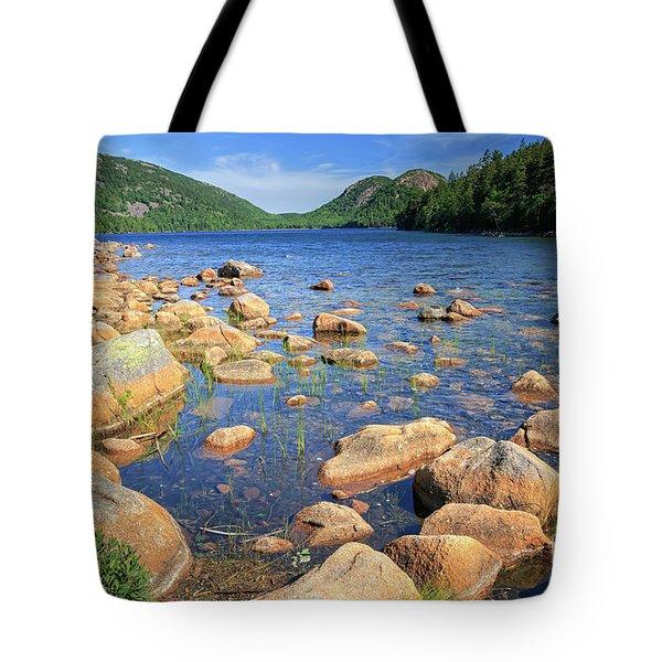 Dreaming Of Acadia Tote Bag