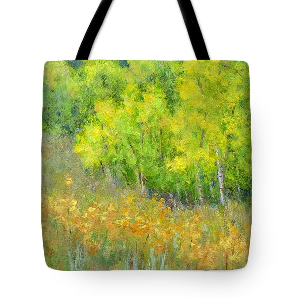Dreaming Of Autumn Tote Bag