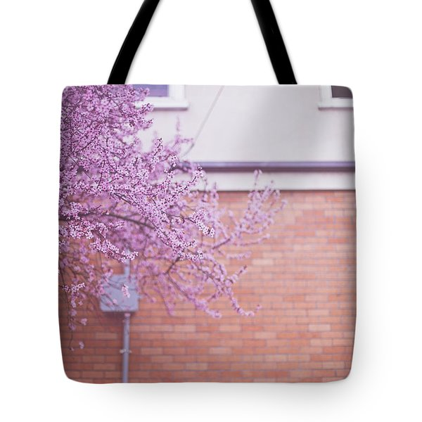 Dreaming Of Blossoming Tote Bag