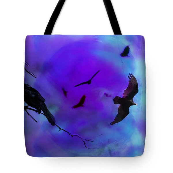 Dreaming Of Flying Tote Bag by Bill Cannon